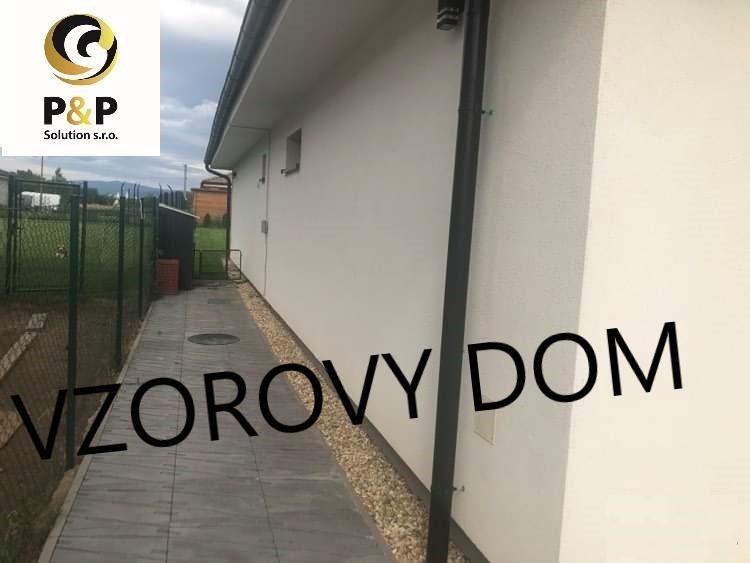 NOVOSTAVBA RODINNÉHO DOMU V OBCI GEČA , P&P Solution s.r.o.