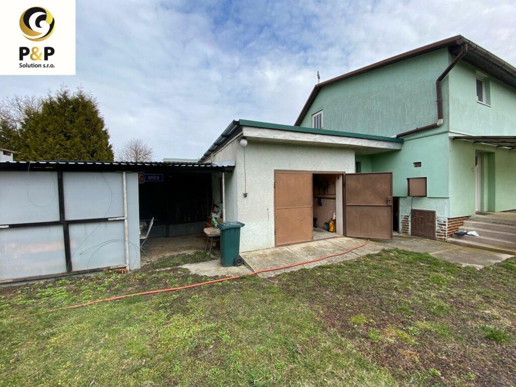 Na predaj krásny dvojpodlažný rodinný dom v obci Košické Oľšany