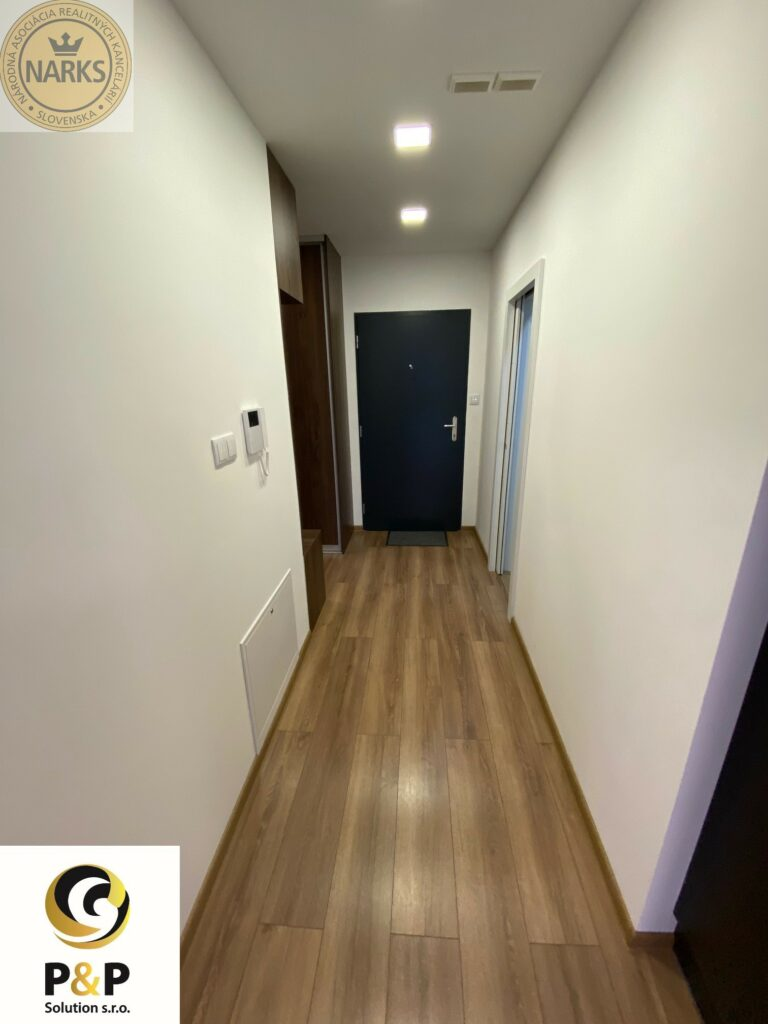na prenájom zariadený 2 izbový byt , Košice – KVP, ulica Klimkovičova , P&P Solution s.r.o.